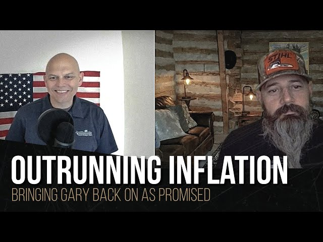 Outrunning inflation