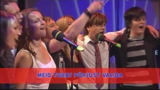 ERISAADE / Supererakond - Valimatute valimislubaduste laul