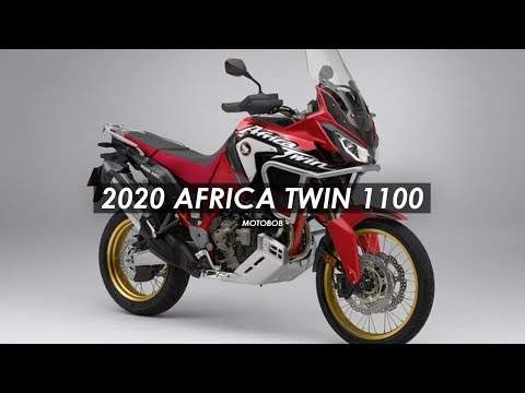 2020 Honda Africa Twin 1100 & 850 Rumours: Everything You Need To Know