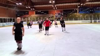EHC Königsbrunn vs Nature Boyz am 04.01.2015