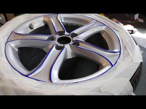 Turning a $100 set of wheels into a $1000 set of wheels