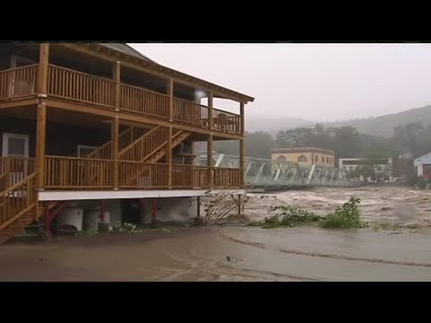 Western Massachusetts towns already prepared for any hurricanes