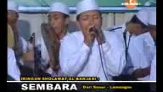Sembara al banjari-sholatullah salamullah (versi CAKA).annabi shollu alaik (versi india)