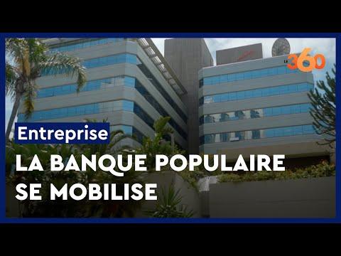 Le groupe Banque Populaire mobilisé face au COVID-19