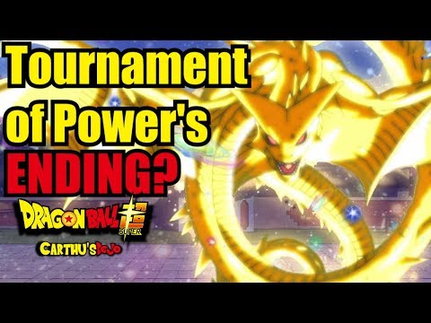 How Will the Tournament of Power End? [Realistically] (Dragon Ball Super Theory)