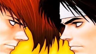 THE KING OF FIGHTERS COLLECTION THE OROCHI SAGA (ps2) opening y gameplay