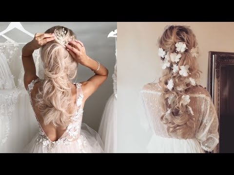 WEDDING HAIRSTYLES THAT ARE EASY TO MASTER