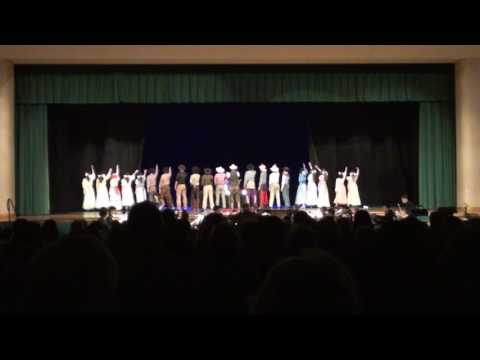Waxahachie High School Curtains Act 1 Part 1