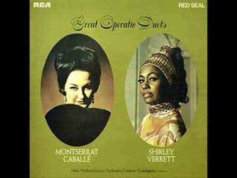 Barcarolle from Les Contes D'Hoffman - Caballe & Verrett