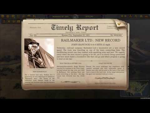 Railway Empire - No Commentary |