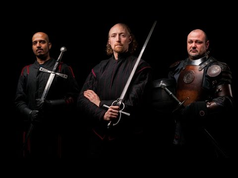 Under The Umbrella: Meet Academie Duello Master Class Instructor ...