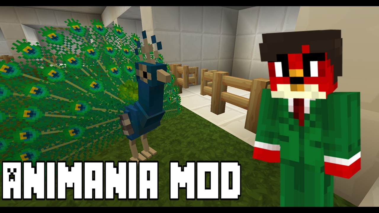 Animania - Mods - Minecraft - CurseForge