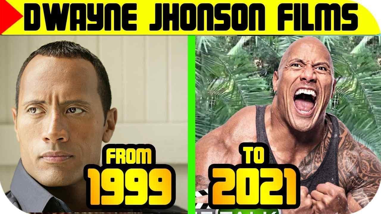 Dwayne Johnson Film 2021