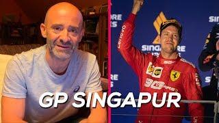 Vettel vuelve a surgir de sus cenizas | El Garaje de Lobato