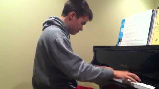 Steven Gilbert is a Pro Pianist Thumbnail