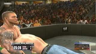 John Cena vs. Randy Orton - Bragging Rights 2009 - SVR2010 Promo & Highlights