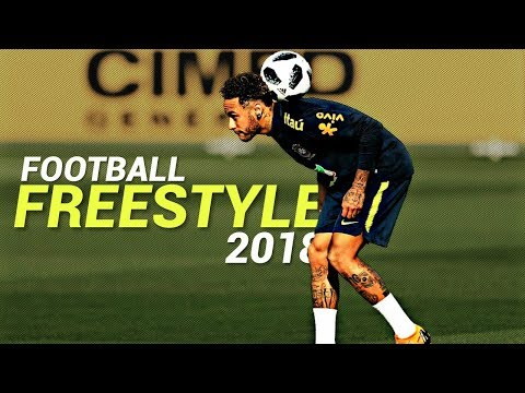 Football Freestyle Skills 2018