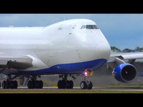 12 AMAZING CLOSE-UP Heavy Aircraft Takeoffs | Melbourne Airport Plane Spotting