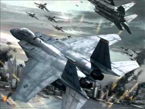 Ace Combat 6 Wings of Liberty [The Liberation of Gracemeria]