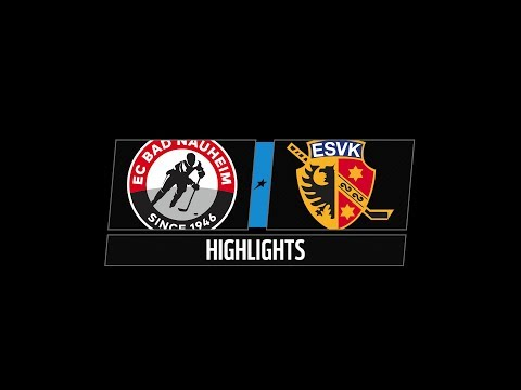 DEL2 Highlights 18. Spieltag | EC Bad Nauheim vs. ESV Kaufbeuren