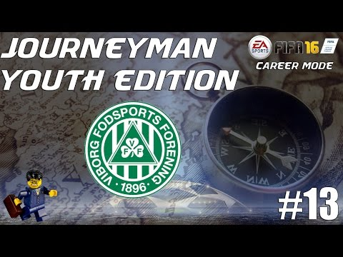 FIFA 16 Career Mode - Journeyman Youth Edition - Viborg #13