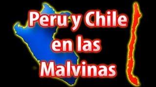 Gambar cover Peru y Chile en la Guerra de las Malvinas