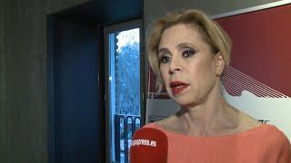 Ágatha Ruiz de la Prada no formaliza su relación con Luis Miguel