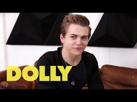 DOLLY chats to Hunter Hayes: All About Girls | Celeb Bites