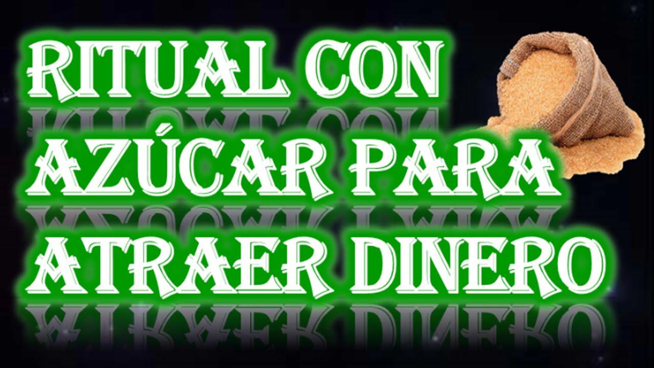 Ritual con azucar para atraer dinero youtube - Rituales para la buena suerte ...