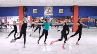 Wicked Veronica Vega - ft. Pitbull / Coreografia Hot Feet Dance Studio (Silvia Ayala)