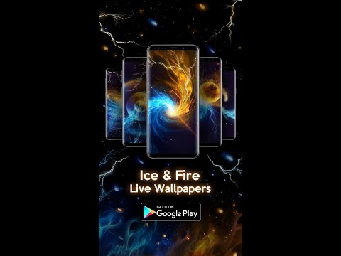 Ice Fire Wallpaper Themes Apps On Google Play