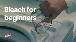 Clorox Presents Dr. Laundry: Bleach for Beginners