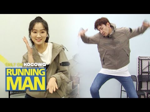 "Hye Yoon's ""Bboom Bboom"" Vs Kwang Soo's ""Fire"" Dance Cover [Running Man Ep 448]"