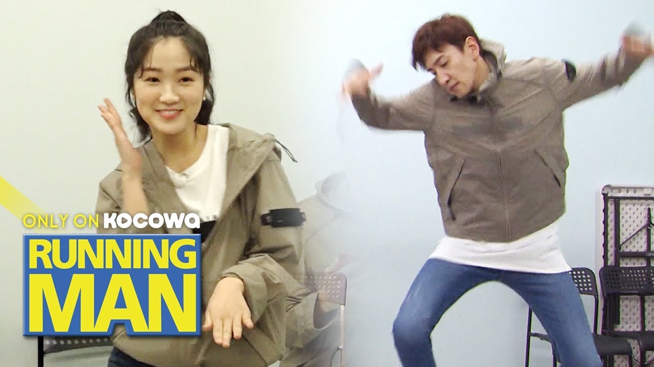 "Download Hye Yoon's ""Bboom Bboom"" vs Kwang Soo's ""Fire"" Dance Cover [Running Man Ep 448]"
