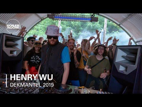 Henry Wu | Boiler Room x Dekmantel 2019