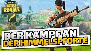 Der Kampf an der Himmelspforte - ♠ Fortnite Battle Royale: Close Encounters #001 ♠ - Dhalucard
