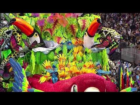 TV Brasil exibe desfile das campeãs do carnaval do RJ