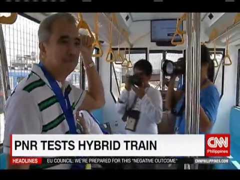 PNR Tests Hybrid Train