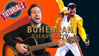 Baixar Tutorial FACILE di Chitarra: Bohemian Rhapsody - Queen 🎸