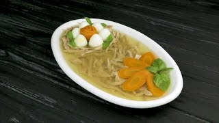 Холодец из индейки - Рецепты от Со Вкусом
