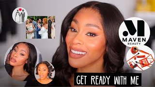 CCGRW- LETS TALK MARRIED AT FIRST SIGHT!! FASHION NOVA DOES MAKEUP CALLED MAVEN?! LETS JIST TODAY