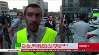 Explosion at Brussels Central Station was a foiled 'terrorist attack' - Belgian federal prosecutor thumbnail