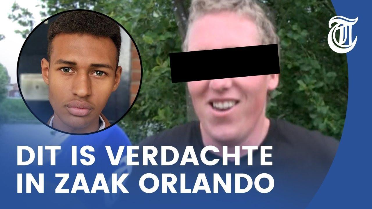 Dit Is Verdachte In Moordzaak Orlando Boldewijn 17 Youtube