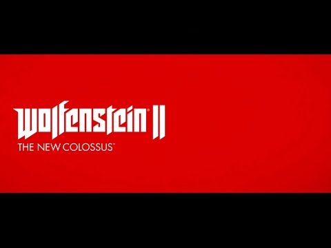 """(""""New Orleans"""" Panzerhund/New Orleans Escape/Chapter 7 OST) Wolfenstein II: The New Colossus"""