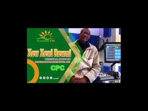 EMISSION XEW XEWI REWMI DU MARDI 8 DECEMBRE 2020 AVEC AHMADOU DIOP