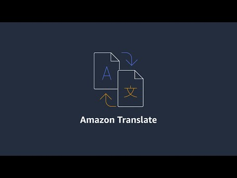 What is Amazon Translate?