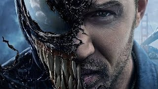 Venom Director Explains the Missing White Spider Chest Symbol - Comic-Con 2018