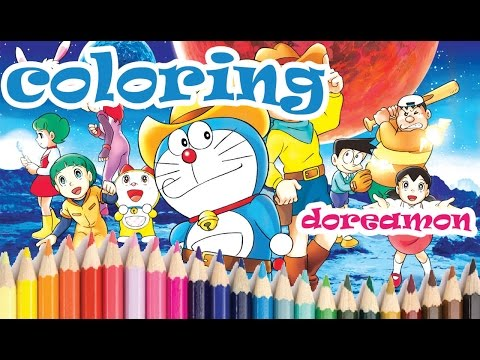 doraemon-color-for-children-learning-to-color-doremon---great-family-fun