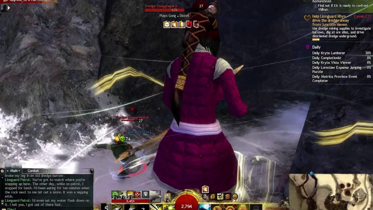 Guild wars 2 гайд прокачка портного
