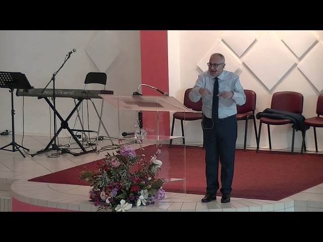 Allontanarsi dalla volontà di Dio senza rendersi conto - Past. Samuele Pellerito | Sorgente di Vita